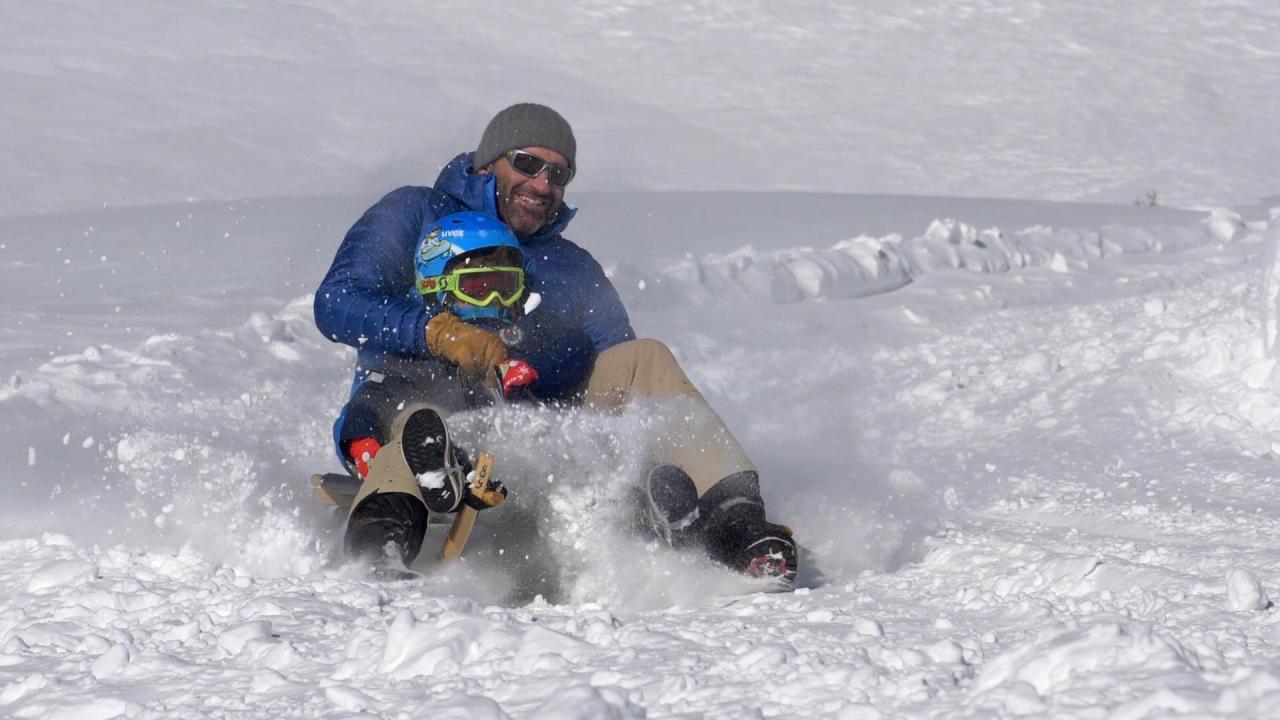 2019 skiarea pista slittino