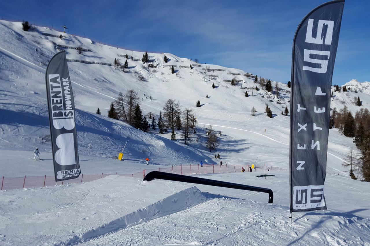 Snowpark Pinzolo