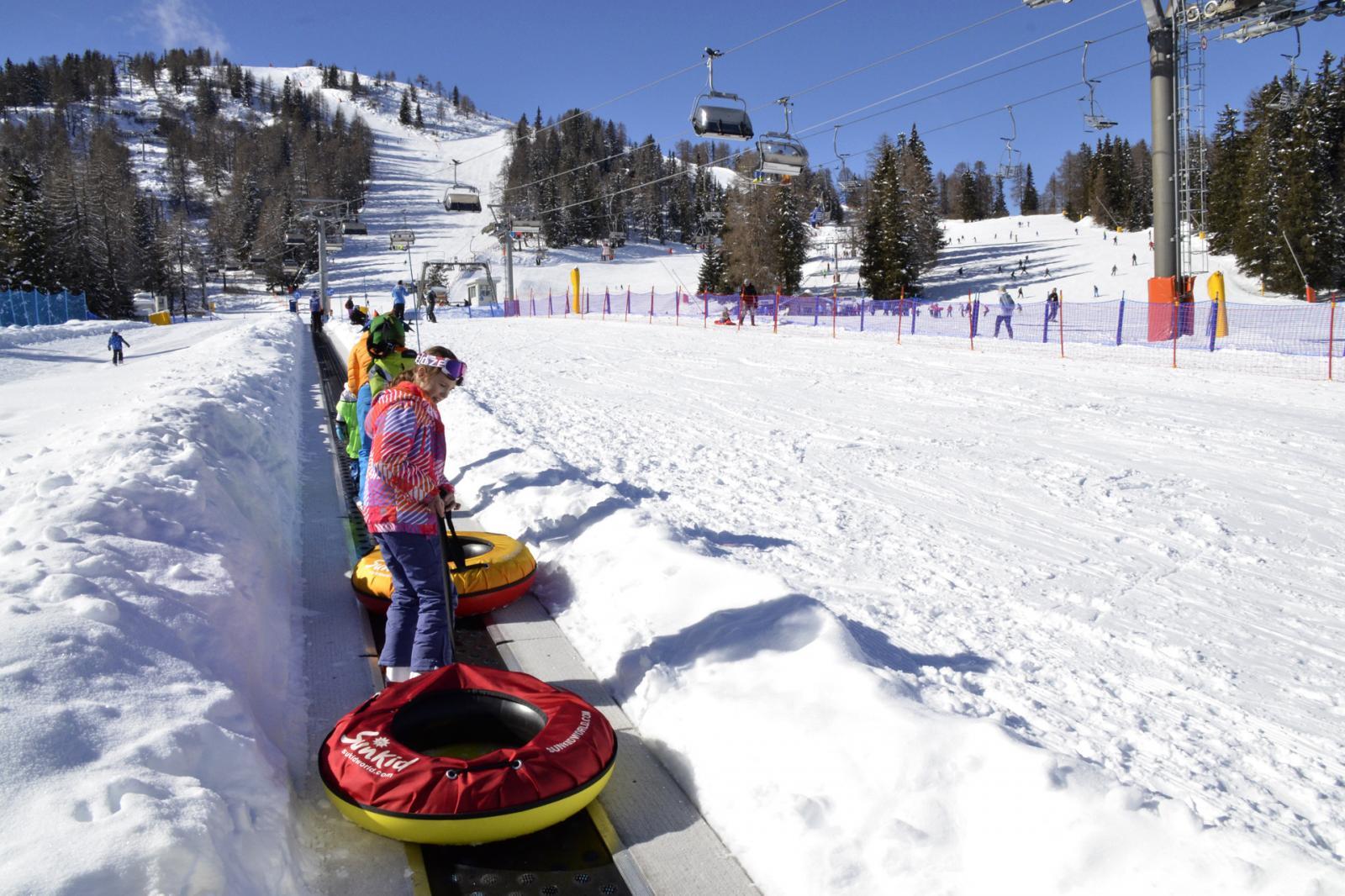tapisroulant gommoni snow