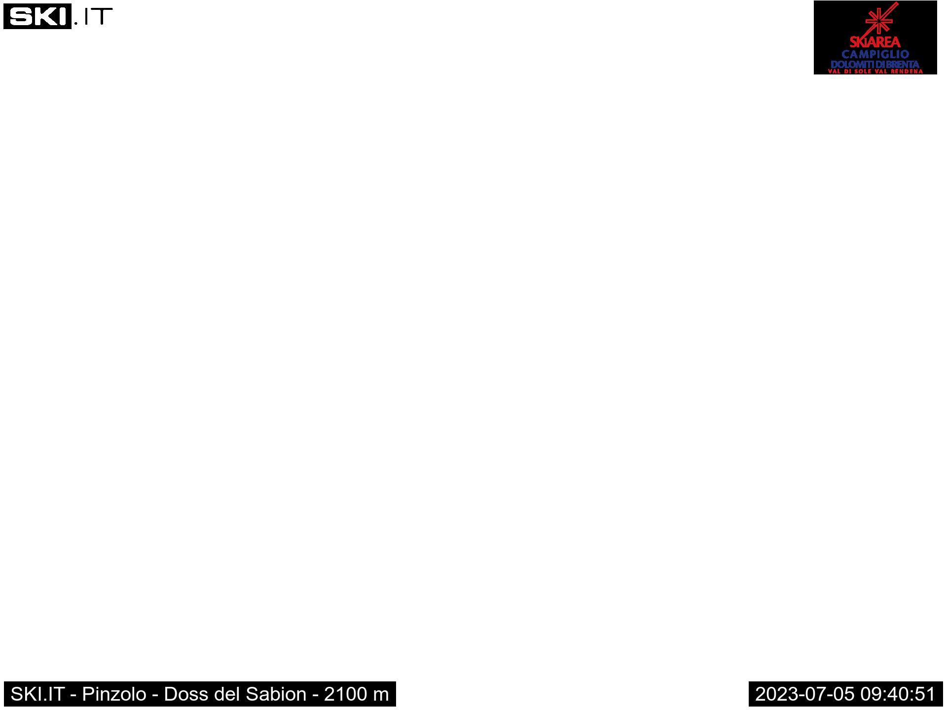Webcam Pinzolo - Doss del sabion 360°