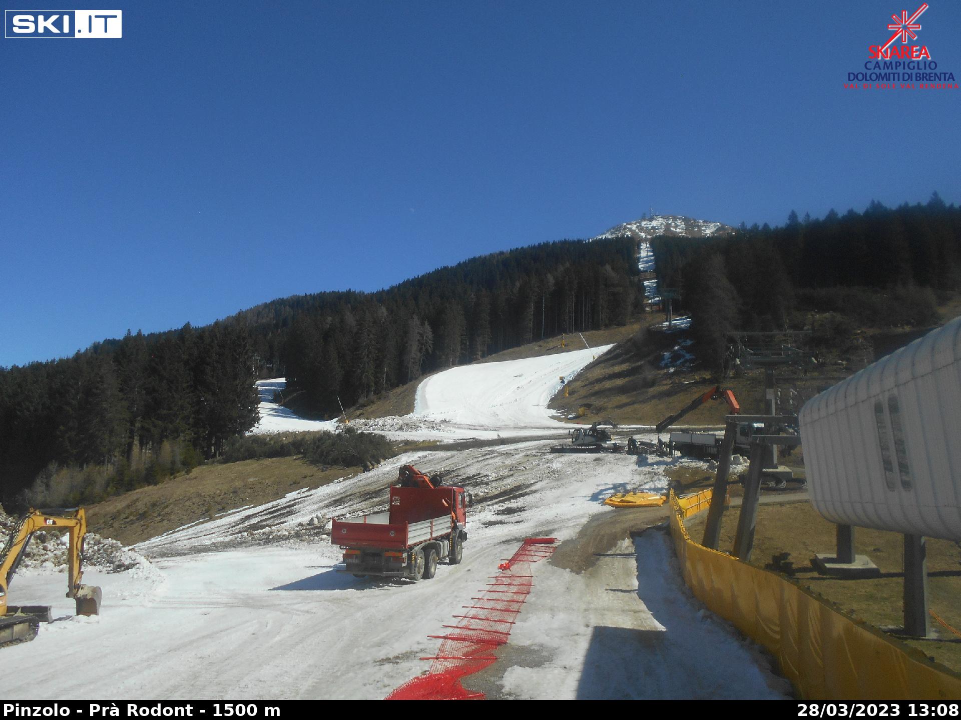 Webcam Campiglio Doss del Sabion